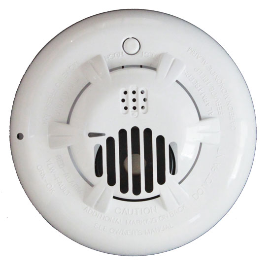 Wireless Carbon Monoxide Alarm (2GIG-CO3-345)