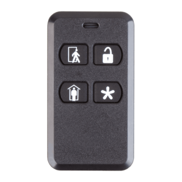 2GIG 4 button keyfob