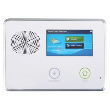 Qolsys Iq Panel 2 Verizon Lte Reliable Home Security