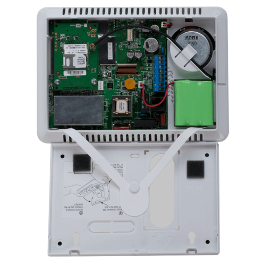 GC2 panel inside view