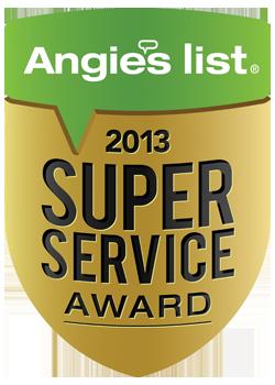 Angie's List Award logo