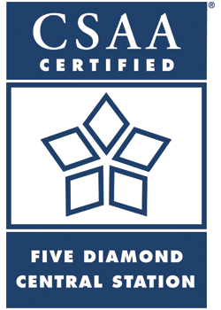 CSAA Certified Five Diamond Central Station