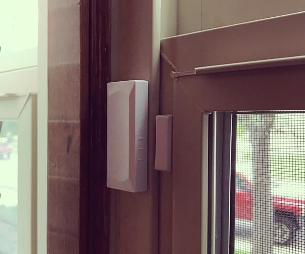 Window Entry Sensors
