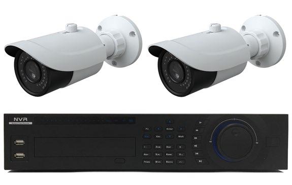 NVR & Cameras