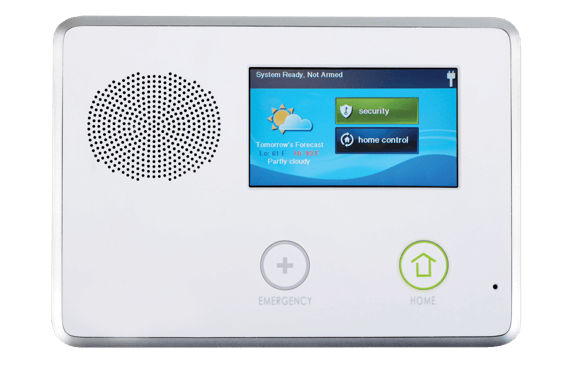 2GIG GO Control Panel