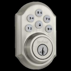Kwikset Smart Door Lock Satin