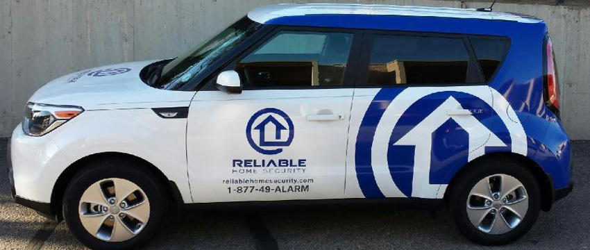 Reliable Home Security Vehicle