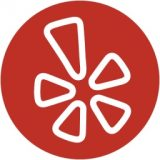 Yelp Icon for Reliable Home Security Customer Reviews
